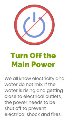 Turn Off the Main Power